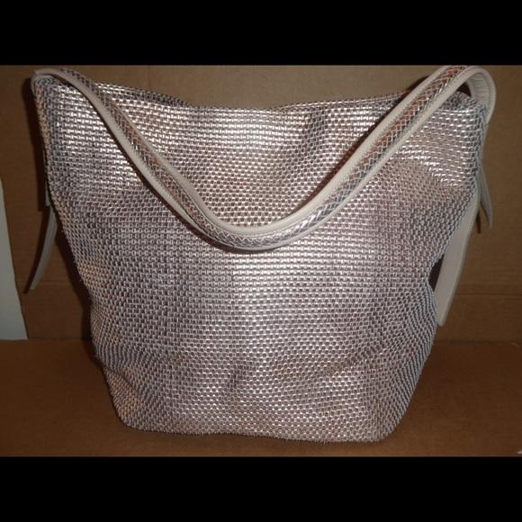 7de3f43bcfe Cole Haan Handbags - Cole Haan Bethany Large Hobo Bucket Bag